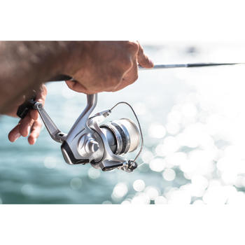 Moulinet light pêche au lancer BAUXIT 3000 X - 1065086
