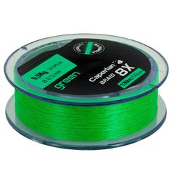 TRENZA DE PESCA BRAID 8X GREEN 130 m