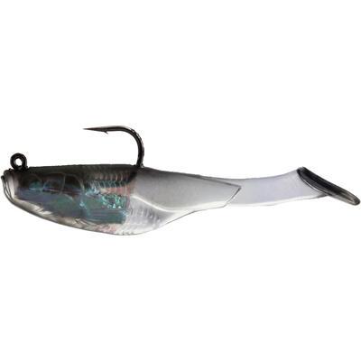 CHELT 50 SOFT FISHING LURE - BLACK BACK