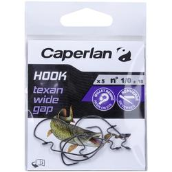 Hook Texan Wide Gap 1/0