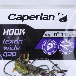 Haken Texan Wide Gap 1/0