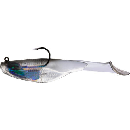 CHELT 75 SOFT FISHING LURE - BLACK BACK