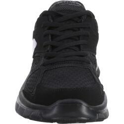 Herensneakers voor sportief wandelen Flex Advantage zwart