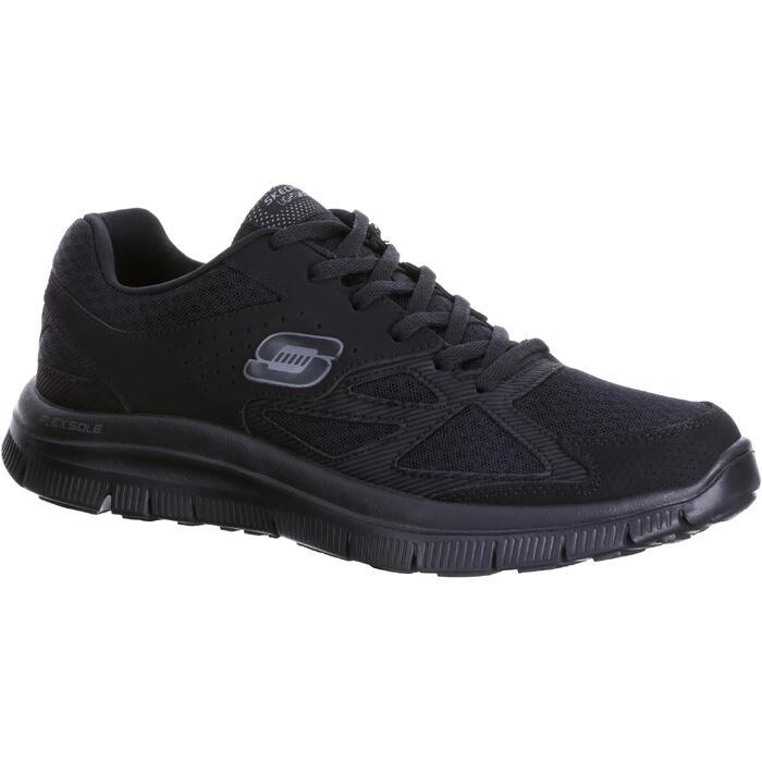 Chaussures marche sportive homme Flex advantage noir - 1065653