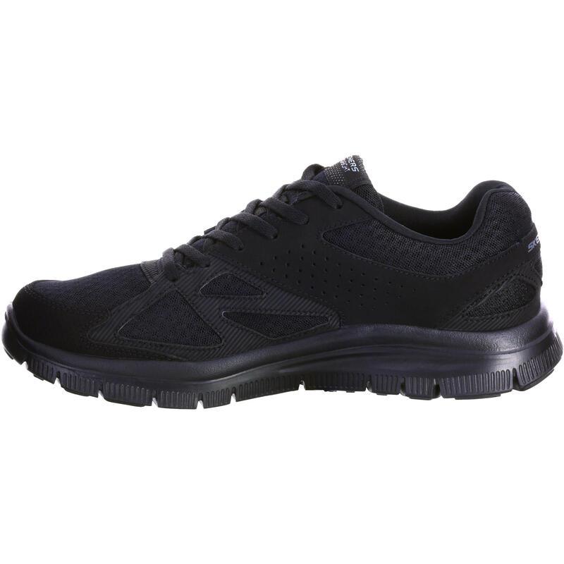 Flex Advantage Fitness Walking Shoes - Black