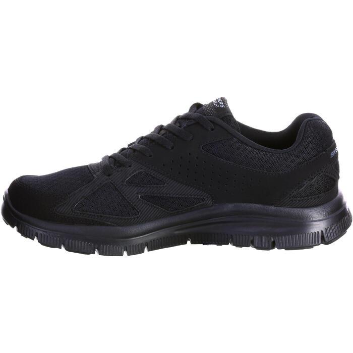 Chaussures marche sportive homme Flex advantage noir