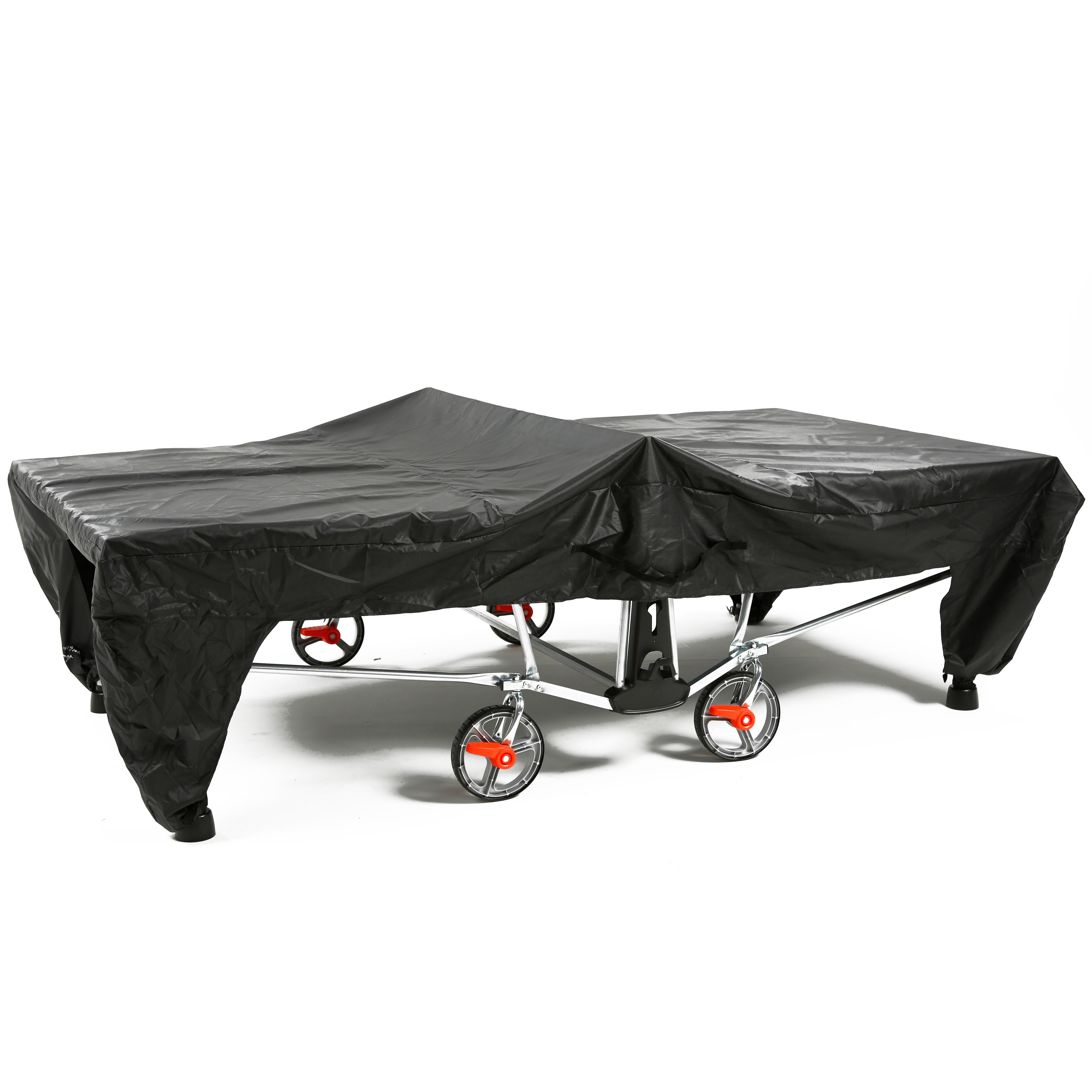 Ping Pong Table Housse de Rangement avec Protecteur de Couverture de