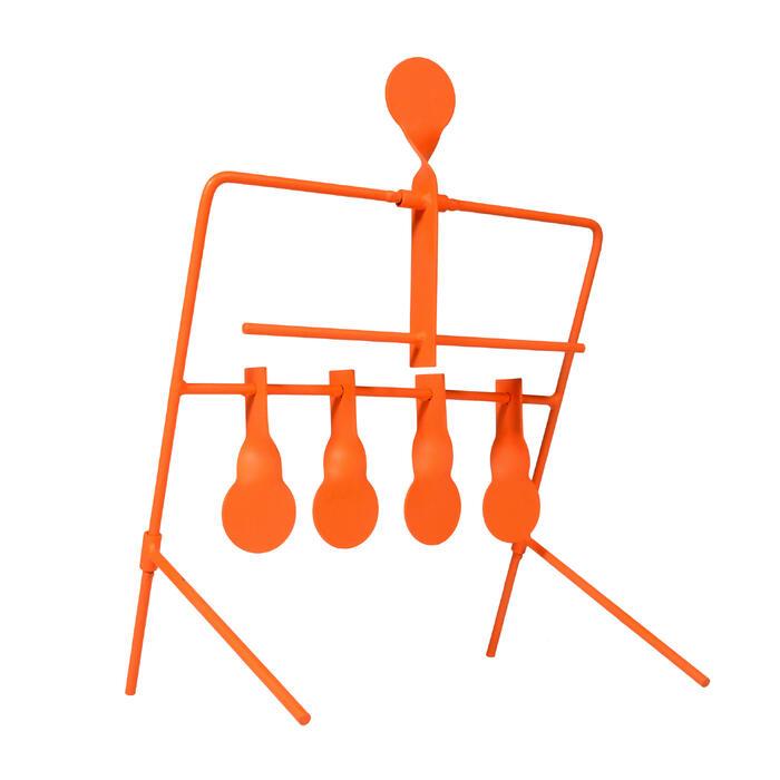 Diana Tiro Deportivo Solognac Multidiana Metal Naranja Aire Comprimido