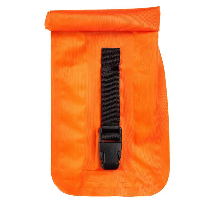 Bolsa Estanca Caza Solognac X-ACCESS Naranja 11 x 15 Cm