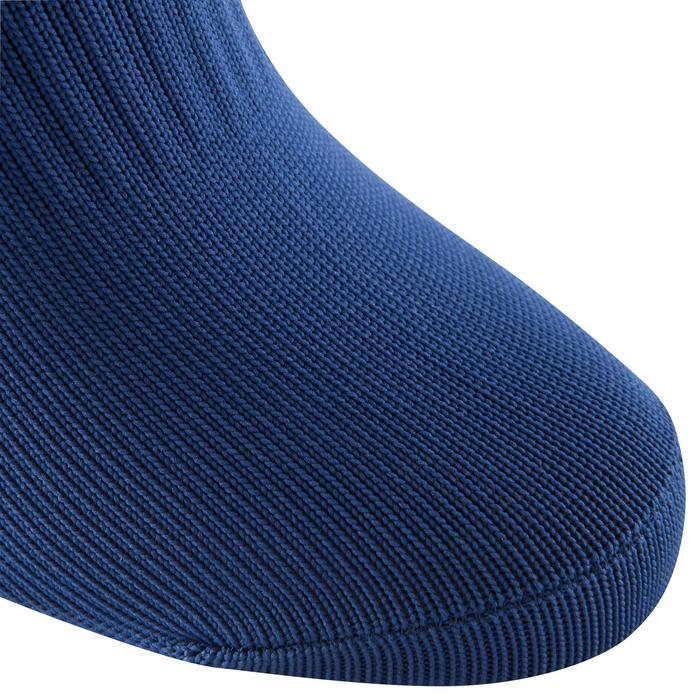 Chaussettes football enfant Santos bleu marine - 1066223