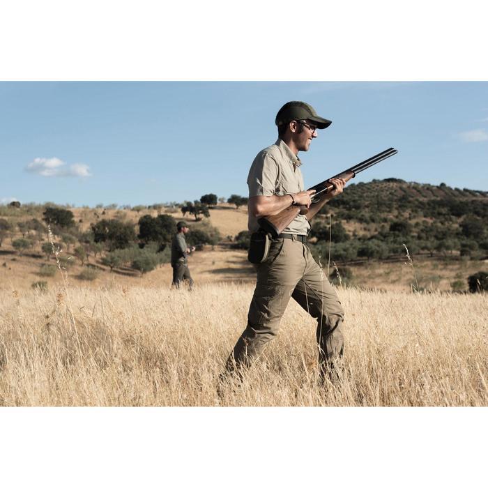Pantalon chasse 100 léger et respirant vert - 1066237