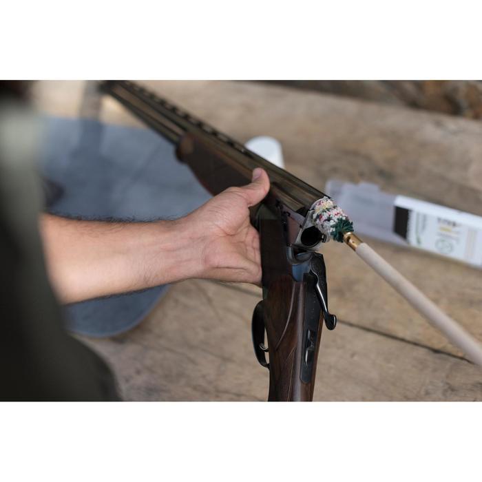 Borstels voor wapens met gladde loop