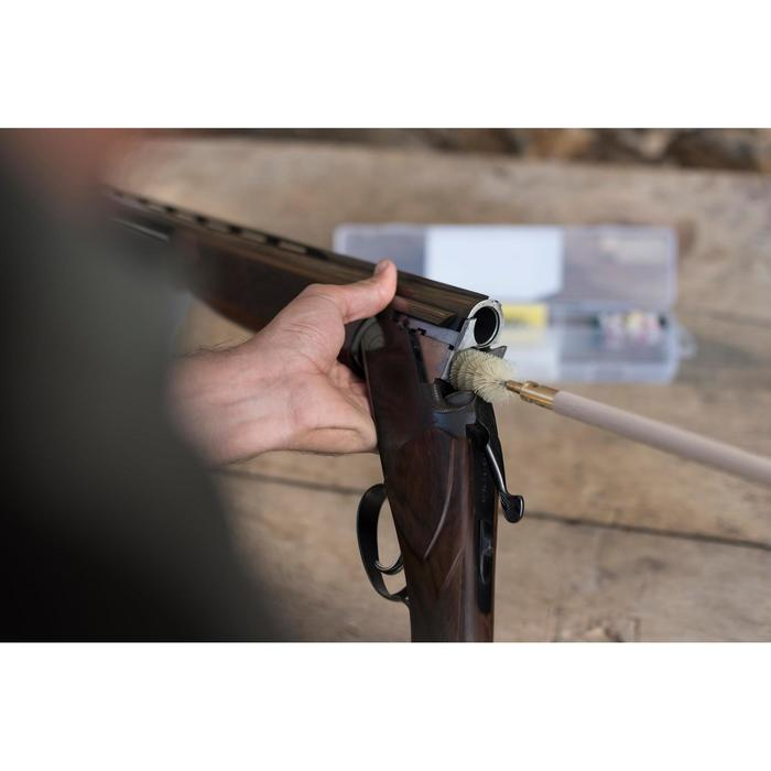 Kit de nettoyage pour fusil.