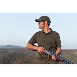 Jagd-Polohemd 100 braun
