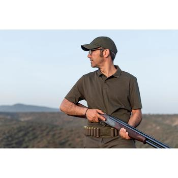Polo 100 chasse manches courtes camouflage