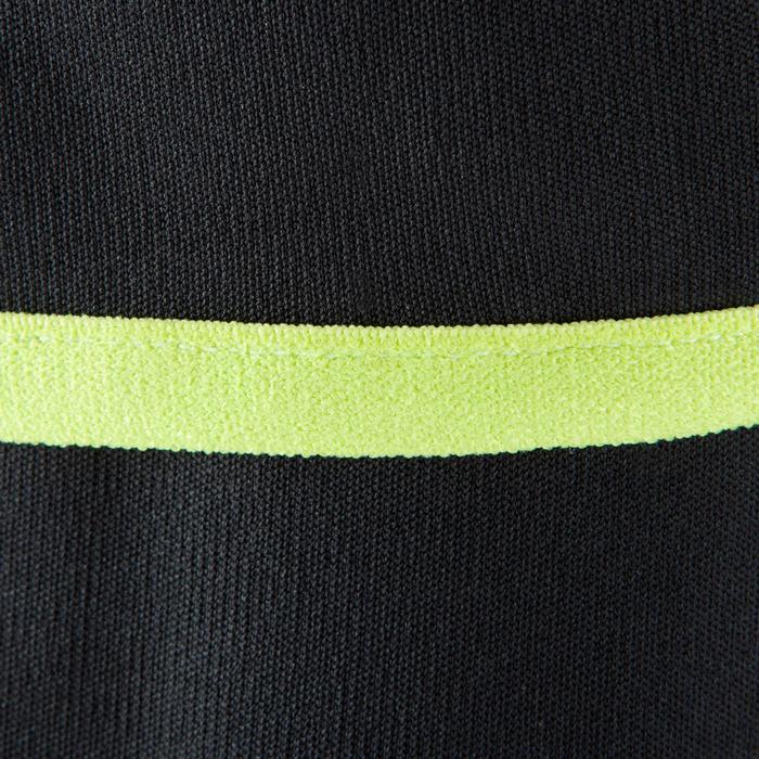 Sweat 1/2 zip d'entrainement de football adulte T500 - 1066338