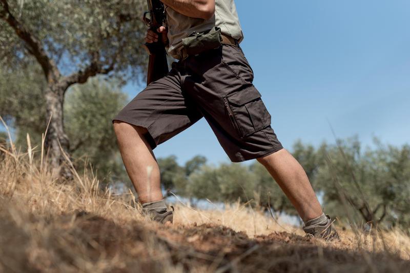 BERMUDA hunting 500 grey