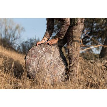 Affût tente chasse camouflage marron - 1066354