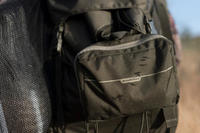 POCHE CHASSE X-ACCESS COMPARTIMENTS SECURISES PAR ZIP VERT