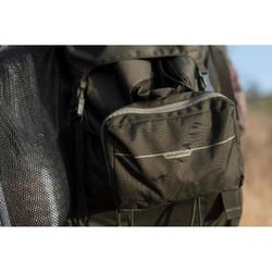 POCHE CHASSE X-ACCESS COMPARTIMENTS SECURISES PAR ZIP VERT
