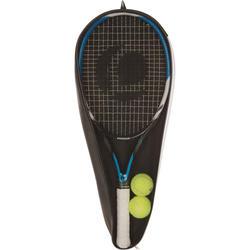 Tennisracket set TR 160 Lite met hoes en twee ballen