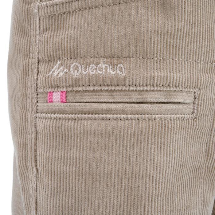 Pantalon de randonnée enfant garçon Hike 500 marine - 1066433