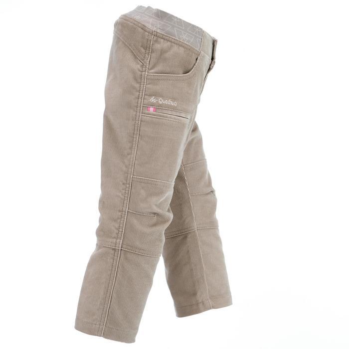 Pantalon de randonnée enfant garçon Hike 500 marine - 1066435