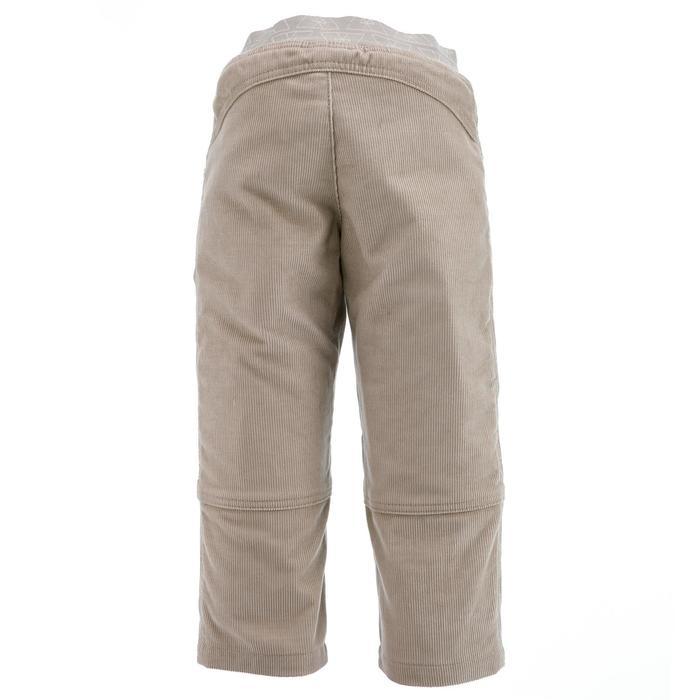 Pantalon de randonnée enfant garçon Hike 500 marine - 1066437