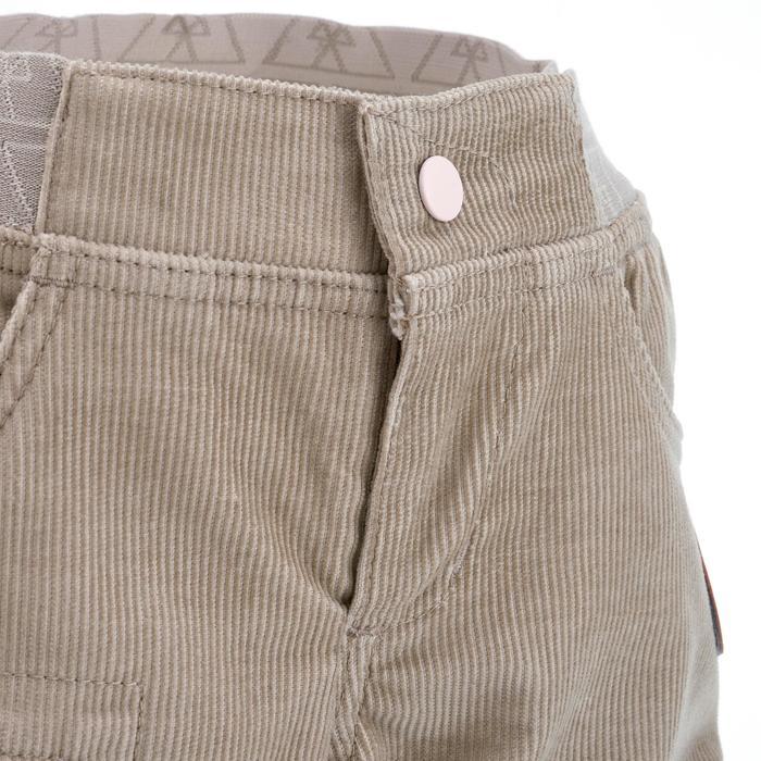 Pantalon de randonnée enfant garçon Hike 500 marine - 1066446
