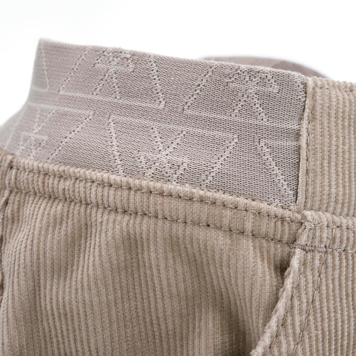 Pantalon de randonnée enfant garçon Hike 500 marine - 1066456