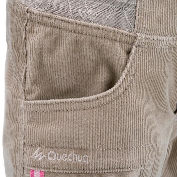 Pantalon de randonnée enfant garçon Hike 500 marine - 1066457