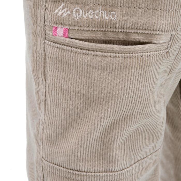 Pantalon de randonnée enfant garçon Hike 500 marine - 1066462