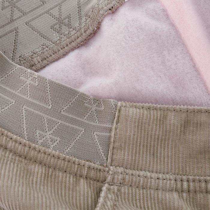 Pantalon de randonnée enfant garçon Hike 500 marine - 1066463