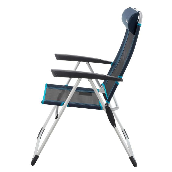 Fauteuil de camping inclinable - 1066476