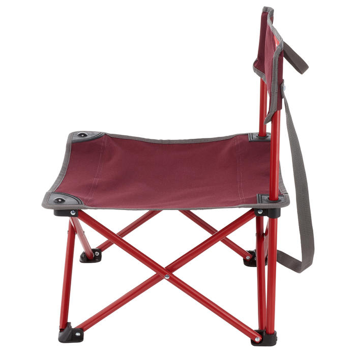 Chaise de camping basse