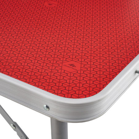 FOLDING CAMPING TABLE FOR 4 TO 6 PEOPLE