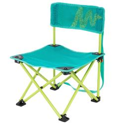 Campingstuhl Kinder grün