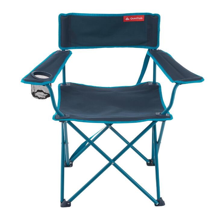 Fauteuil de campingp liant / camp du randonneur - 1066503