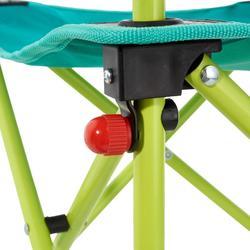 Kampeerstoeltje voor kinderen groen