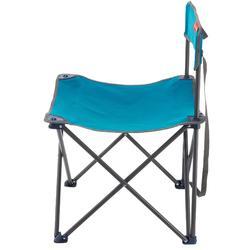 Vouwstoel voor de camping