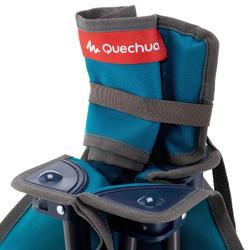 Silla Plegable Camping Quechua Azul Básica