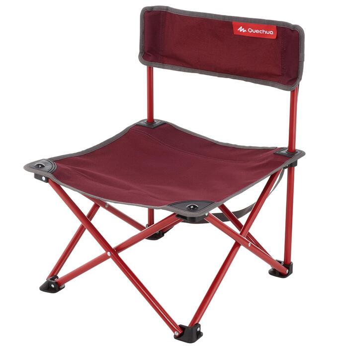 Quechua chaise basse de camping decathlon - Chaise de camping decathlon ...