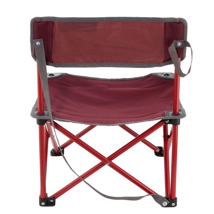 Chaise basse de camping - 1066619