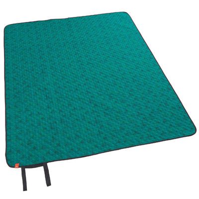 Camping and Walking Rug - 140 x 170 cm - Green