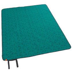 Plaid 140x170 cm groen