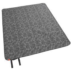 Plaid outdoor grijs