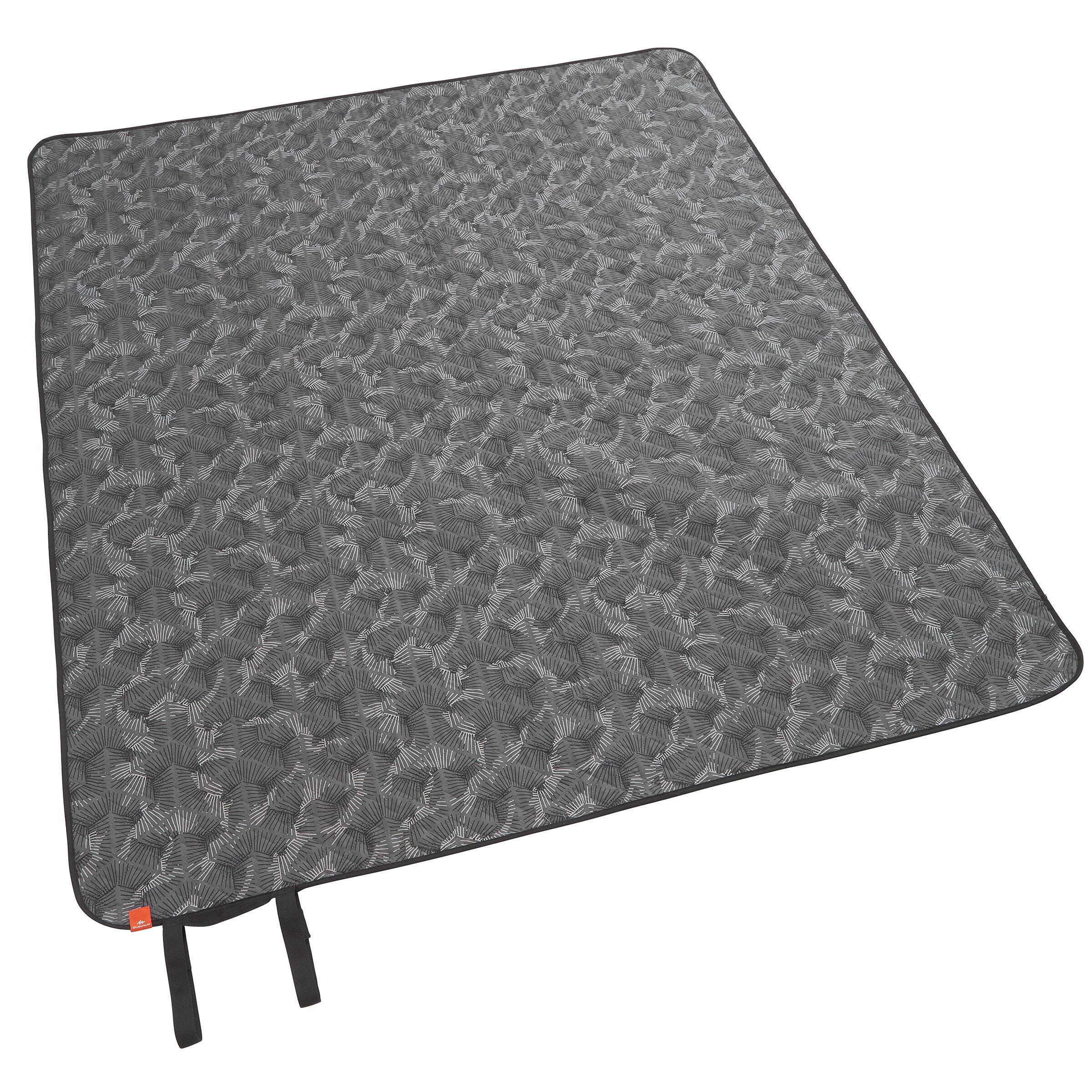 Pătură 140 x 170 cm Gri