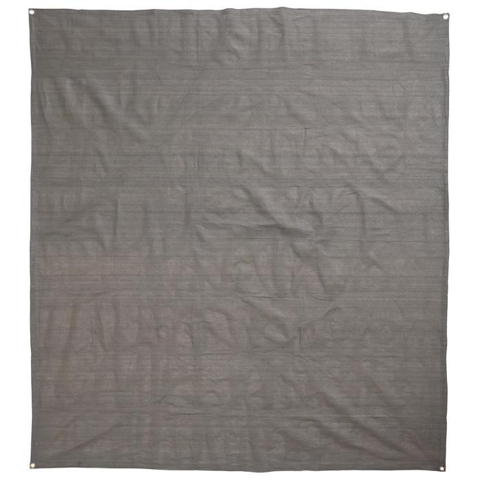 Bodenmatte für Zelte atmungsaktiv 3 × 2,5m