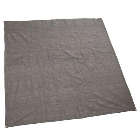 Tapis de sol respirant pour tente et séjour de camping - 3 x 2,5 mètres