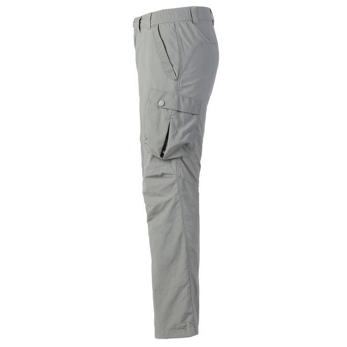Pantalon de randonnée neige homme SH500 chaud gris khaki
